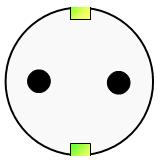 Stecker-Typ F